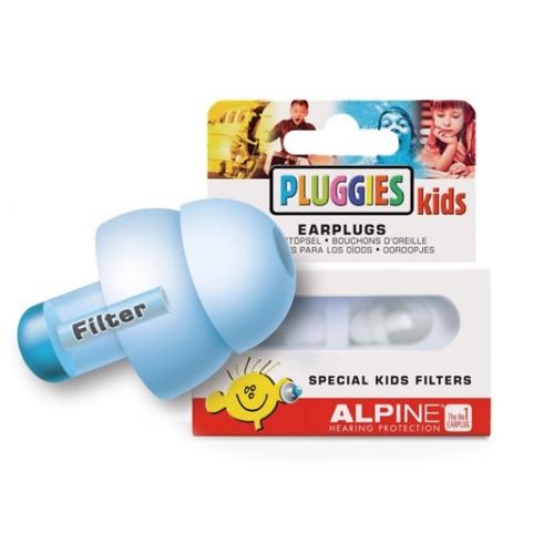 d66903627 Alpine Pluggies Kids Ørepropper for barn - Voss Musikk