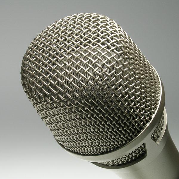 Neumann KMS 104 BK Vokal Kondensatormikrofon Svart Voss Musikk