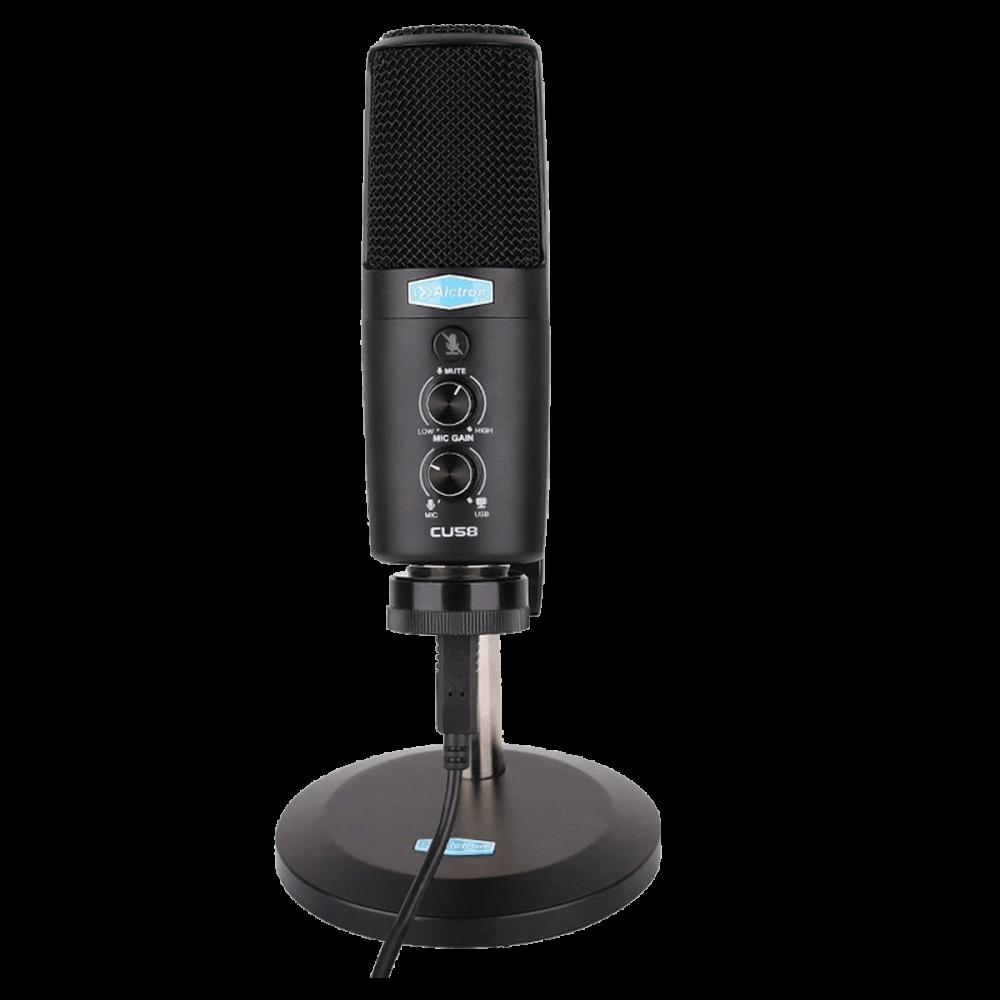 Alctron CU58 Stormembran USB Kondensator Mikrofon Voss Musikk