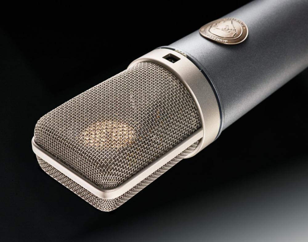 Neumann TLM 67 Stormembran Retro Mikrofon Voss Musikk