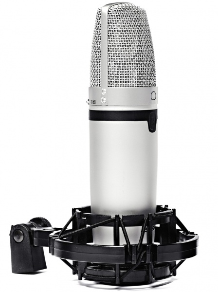 sigar mikrofoner trekasse