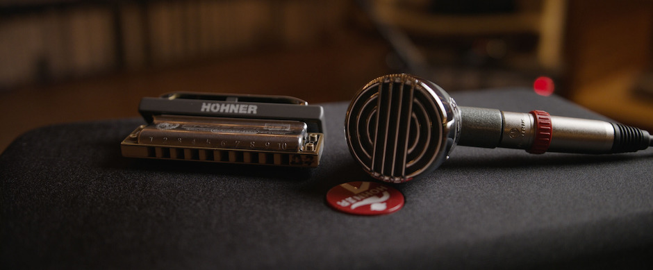 sE Electronics HB52 Harp Blaster Munnspill mikrofon Voss